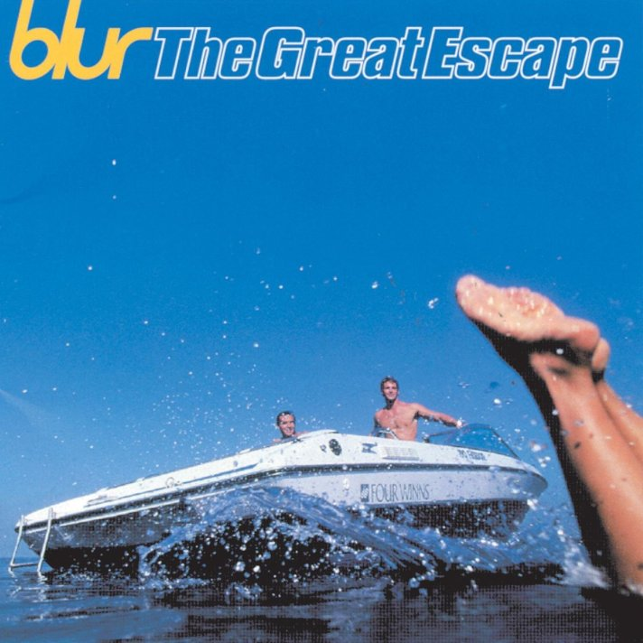 Blur-The-Great-Escape-1995
